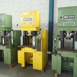 Presses Hydrauliques-MEYER-AMS 150