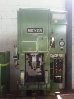 Presses Hydrauliques-MEYER